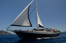 Sea Comet Luxury Sail Yacht