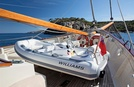 Silver Spray Luxury Sail Yacht