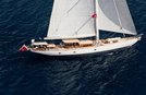 TC 108 Eugenia VII Luxury Sail Yacht
