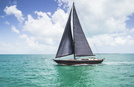 Tenacious Luxury Sail Yacht