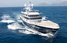 The Mercy Boys Luxury Motor Yacht