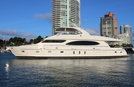 The Program Luxury Motor Yacht