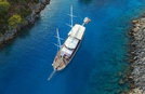 Ugur Luxury Motor-sailer Yacht