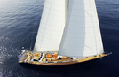 Wind of Change Luxury Sail Yacht