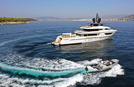 X Luxury Motor Yacht