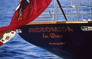 Andromeda La Dea Luxury Sail Yacht by Perini Navi Group