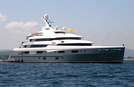 Luxury Motor Yacht Aviva by Abeking & Rasmussen