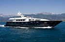 Condor Luxury Motor Yacht by Tecnomar