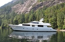 Dulcinea Luxury Motor Yacht by Westport