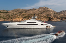 Luxury Motor Yacht Galactica Star by Heesen Yachts