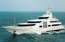 Luxury Motor Yacht Gallant Lady by Feadship