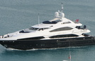 Luxury Motor Yacht Just J's by Sunseeker