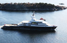 Luna Luxury Motor Yacht by Lloyd Werft