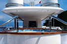 Luxury Motor Yacht New Sunrise by CRN