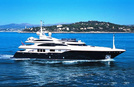 Quantum of Solace Luxury Motor Yacht by Benetti