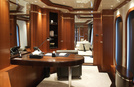 Luxury Motor Yacht Sequel P by Proteksan Turquoise
