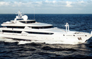 Luxury Motor Yacht Stargate by Oceanco