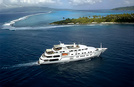Tu Moana Luxury Motor Yacht by Austal