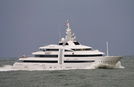 Luxury Motor Yacht Vibrant Curiosity by Oceanco