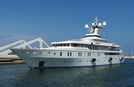 Luxury Motor Yacht White Rose by Kusch Yachts