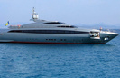 Nina J Luxury Motor Yacht by Baglietto