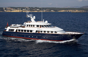 Blue Attraction Luxury Yacht Image 0