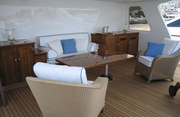 Blue Attraction Luxury Yacht Image 8
