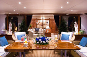 Blue Attraction Luxury Yacht Image 11