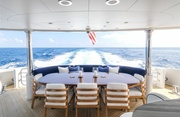 Finish Line Luxury Yacht Image 5