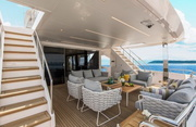 Horizon FD85 Luxury Yacht Image 7