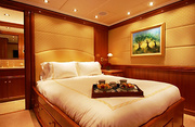 Port Stateroom - Double Cabin