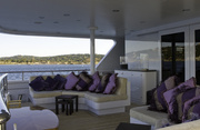 My Little Violet Luxury Yacht Image 2