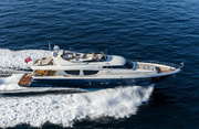 Mythos Luxury Yacht Image 0