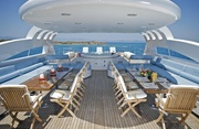 Sun Deck Dining Area