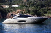 Riva 86 Domino Luxury Yacht Image 0