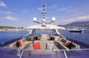 Silver Dream Luxury Yacht Image 1