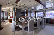 Silver Dream Luxury Yacht Image 9