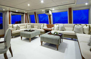 Silver Dream Luxury Yacht Image 10