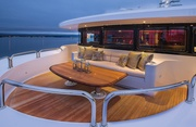Silver Lining Luxury Yacht Image 2
