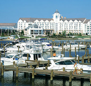 River Marsh Marina at Hyatt Regency Chesapeake Bay Resort