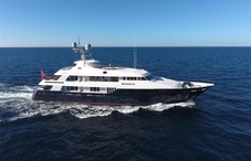 Broadwater Luxury Yacht
