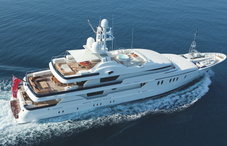 Deja Too Luxury Yacht