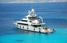 Forty Love Luxury Yacht