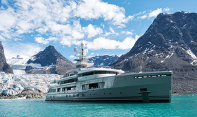 Superyacht Cloudbreak