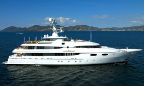 Superyacht Lady Sheridan