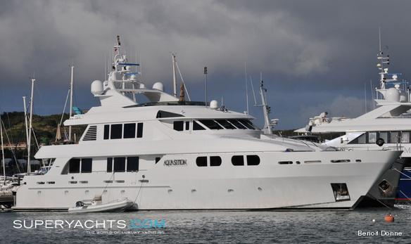 M3 Luxury Motor Yacht by Intermarine Savannah