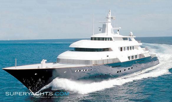 Limitless Lurssen Yachts Motor Yacht Superyachts Com