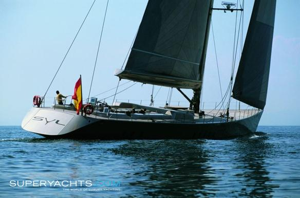 Syl Luxury Sail Yacht by Barcos Deportivos