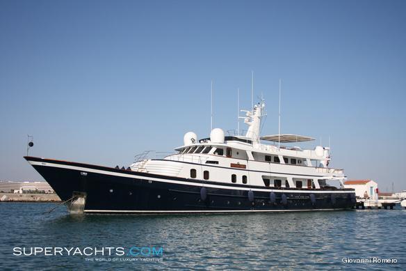 47 Atlantic Motor Vessel: Atlantic Goose - Toughs Shipyard Motor Yacht