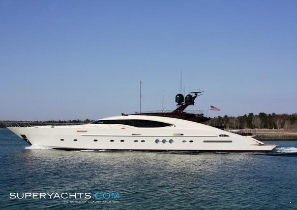 Luxury Motor Yacht Cover Drive 2 by Palmer Johnson Yachts